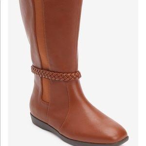 The Nova Wide Calf Boot